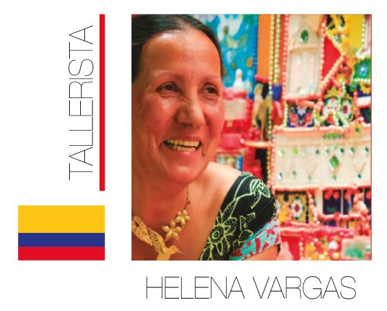 Colombia - Helena Vargas