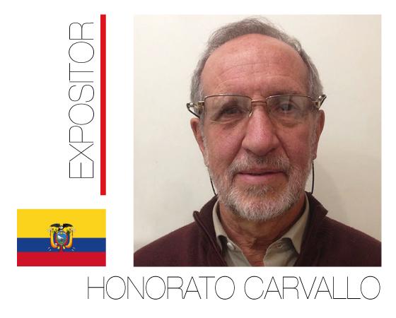 Arq. Honorato Carvallo